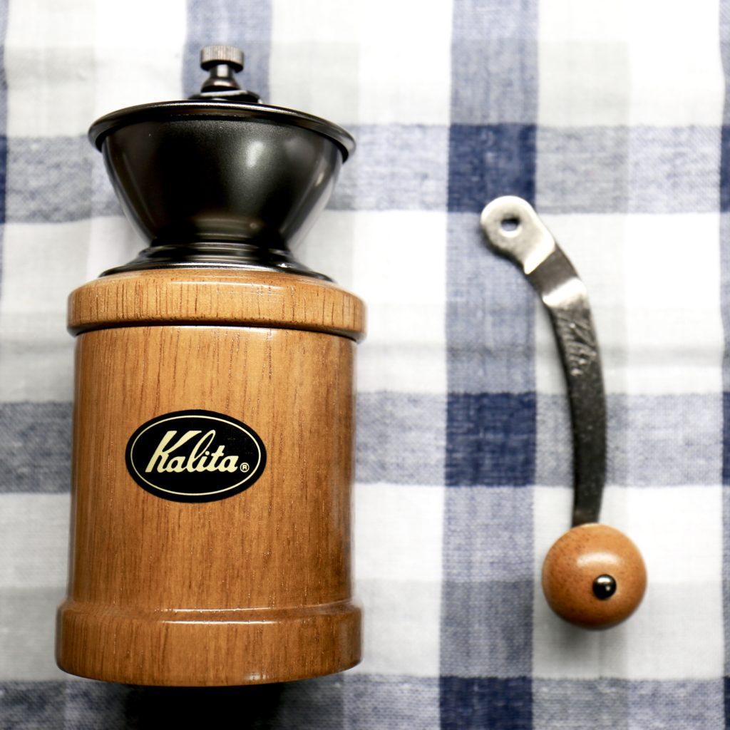 カリタコーヒーミル手挽きKH-3