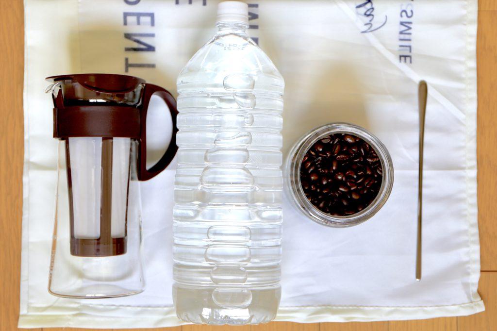 水出しコーヒー べるっくすの色色
